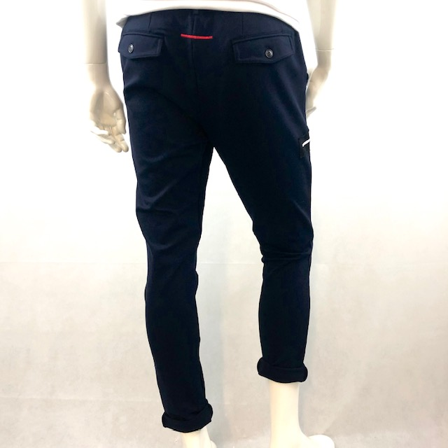 CLASSIC TROUSERS CUSTOMIZED
