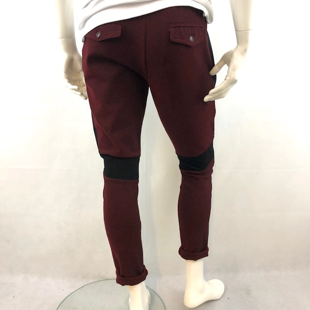 TROUSERS JOGGER CONTRAST