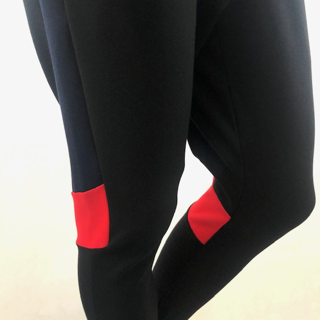 TROUSERS JOGGER COLOURBLOCKING