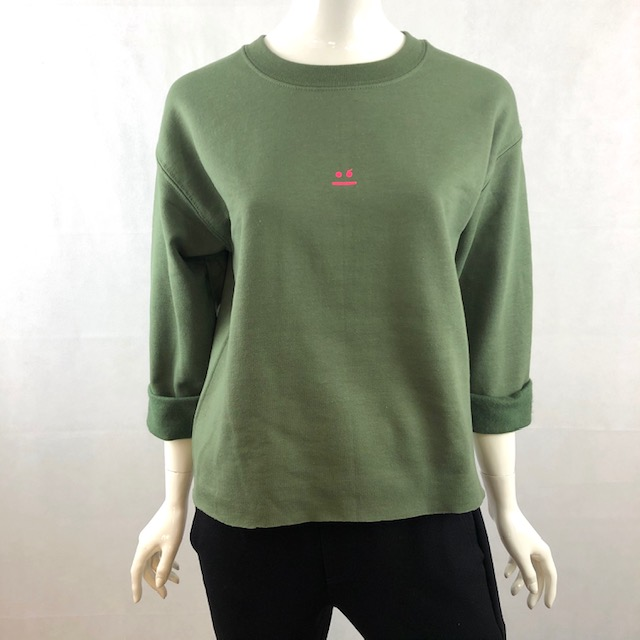 SWEATER MINI WINK CROPPED