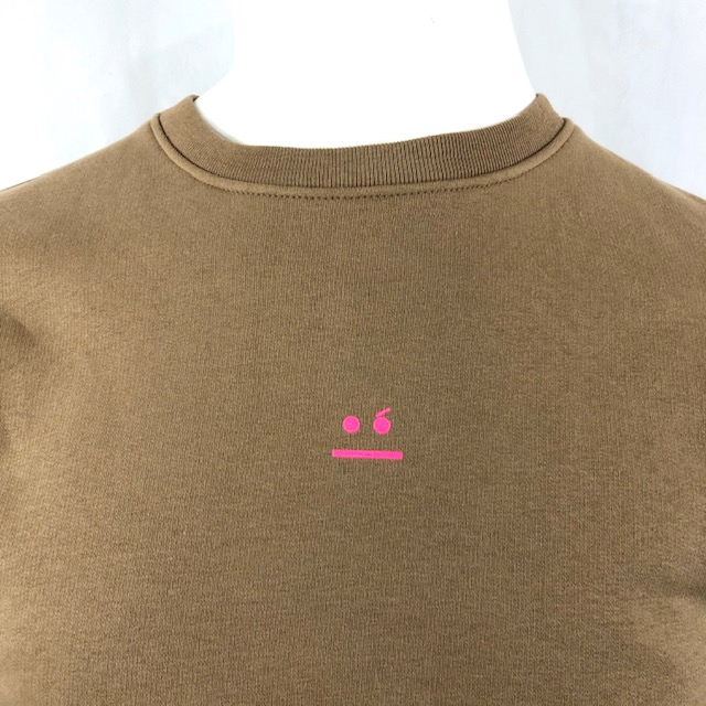 SWEATER MINI WINK PRINT