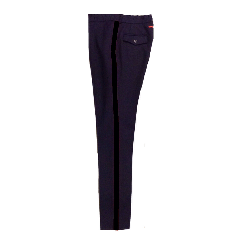 TROUSERS VELVET TAPE