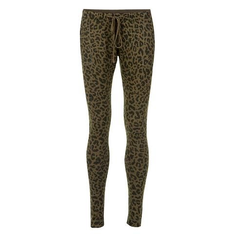 Joggingtrousers, knitted, printed