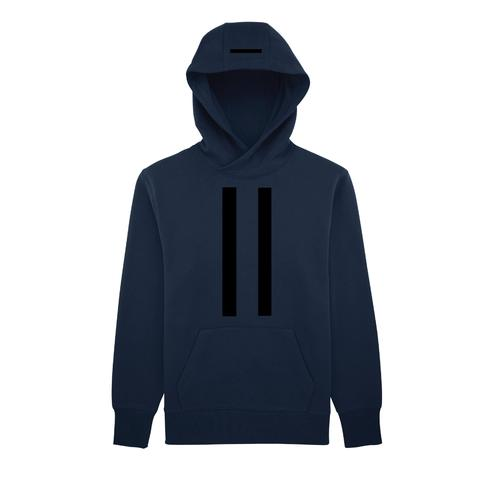 HOODY OVERSIZED DOUBLE STRIPE