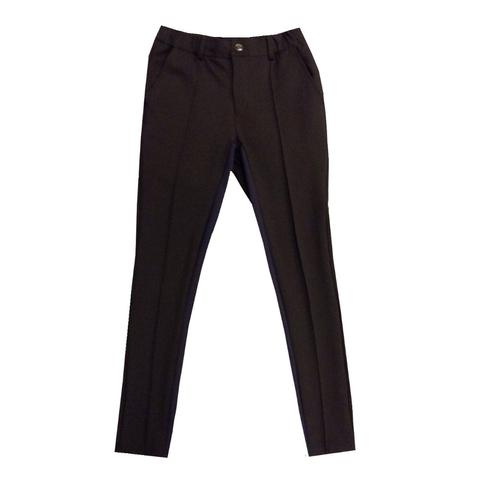trousers velvet stripe